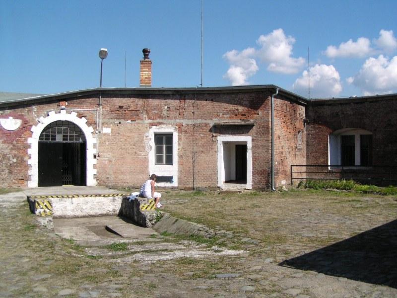 Fort II ve Chválkovicích