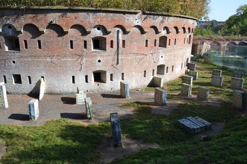 Fort XV v Neředíně