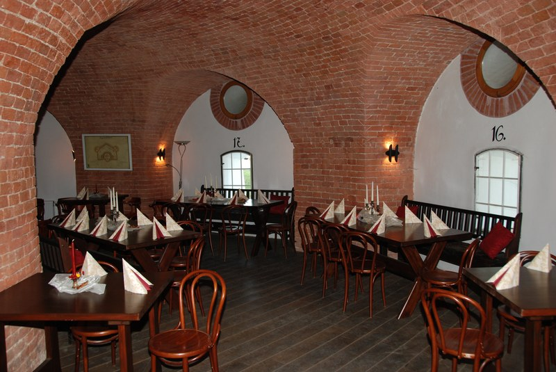 Fort XVII v Křelově