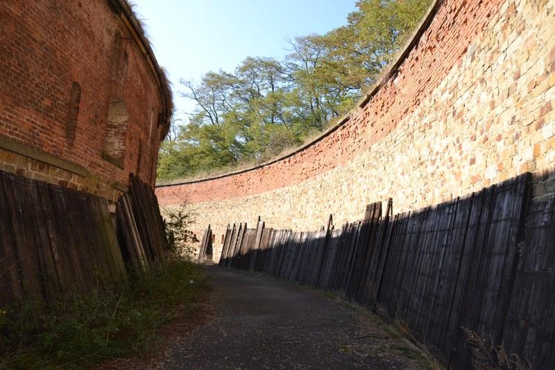 Fort XX v Křelově