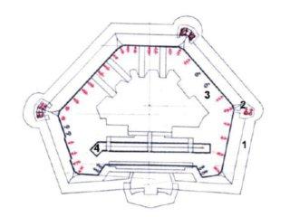 Radíkoský fort 2