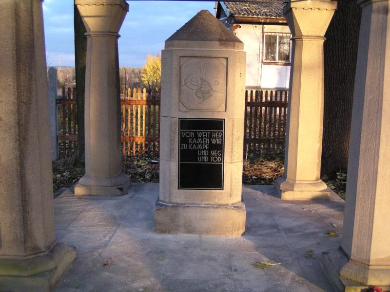 Vojenský hřbitov v Olomouci-Černovíře