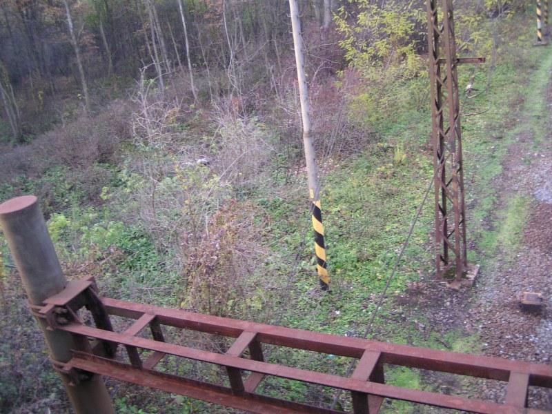 Železniční dvojfort č.I v Černovíře