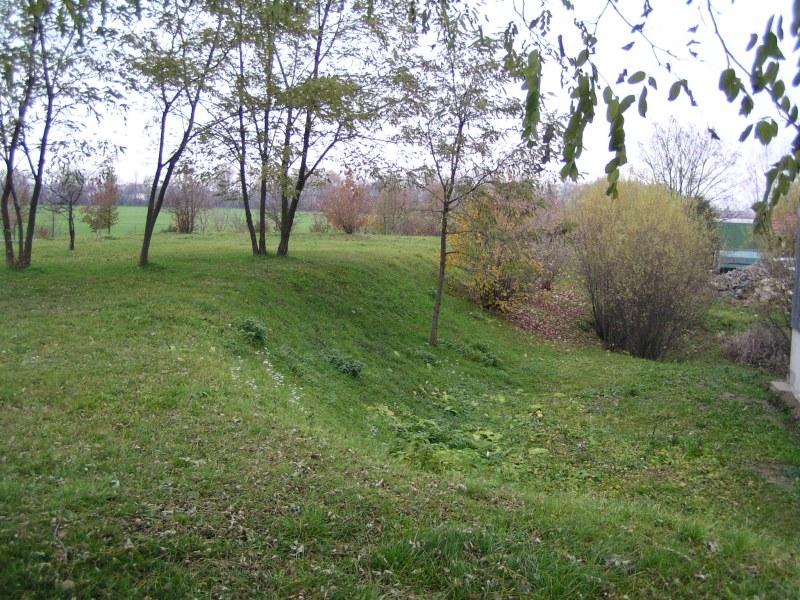 Zemní pevnůstka VIII Luční rybník